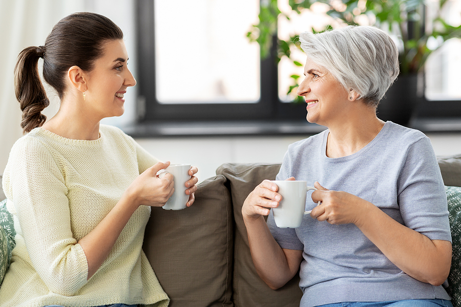 8 Tips for Having 'The Talk' with Aging Parents